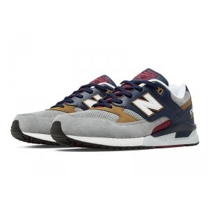 New Balance 530 - Grey-Navy (40-45)