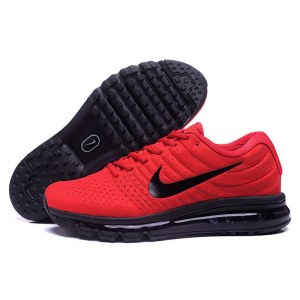 NIKE AIR MAX 2017 - Red/Black