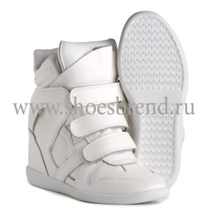 Isabel Marant Sneakers White New