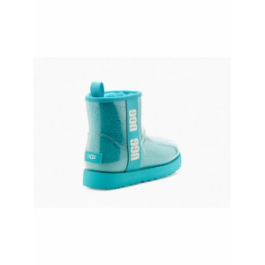 UGG CLASSIC CLEAR MINI CLEAR WATER